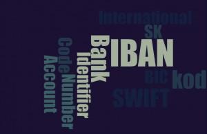 iban word cloud finanza